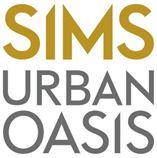Sims Urban Oasis Logo
